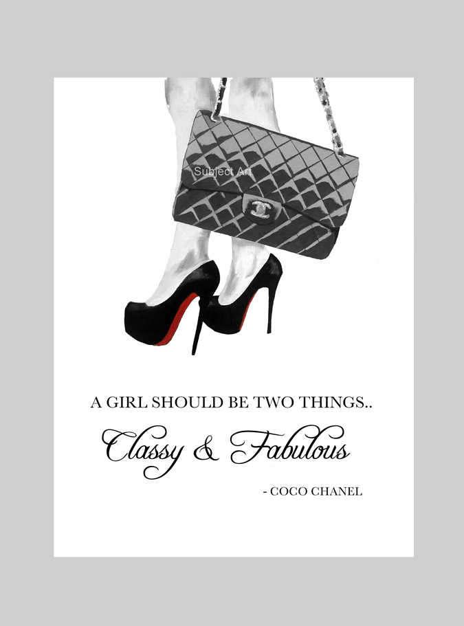 Chanel clipart louboutin Christian louboutin Louboutin Etsy Bag