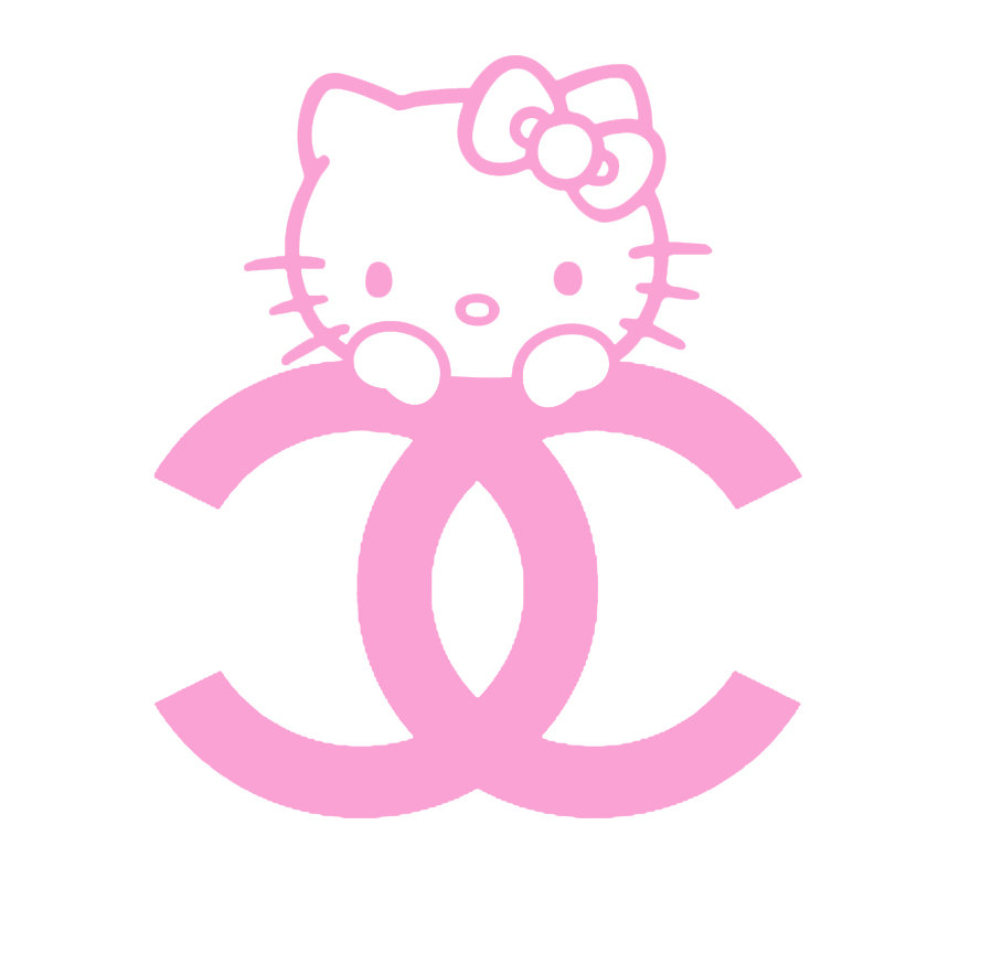 Chanel clipart love ) Love Kitty and :
