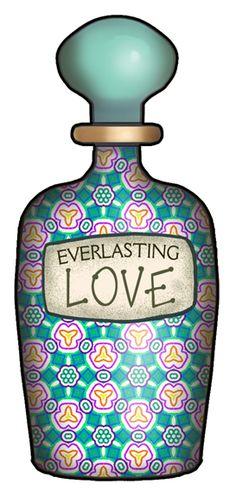 Chanel clipart love Repeat JARS  Love Bottle