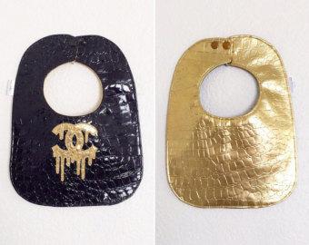 Chanel clipart melting Vinyl Reversible