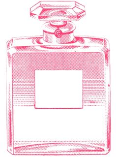 Chanel clipart perfume bottle And Scrapped: Bottle Vintage Perfume