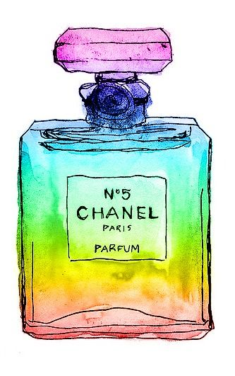 Perufme clipart chanel no 5 91 art perfume best Pinterest