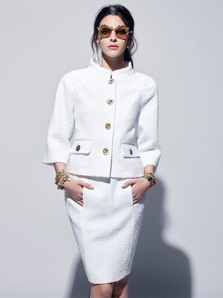 Chanel clipart top model Antiga Palais dia Chanel Modernity