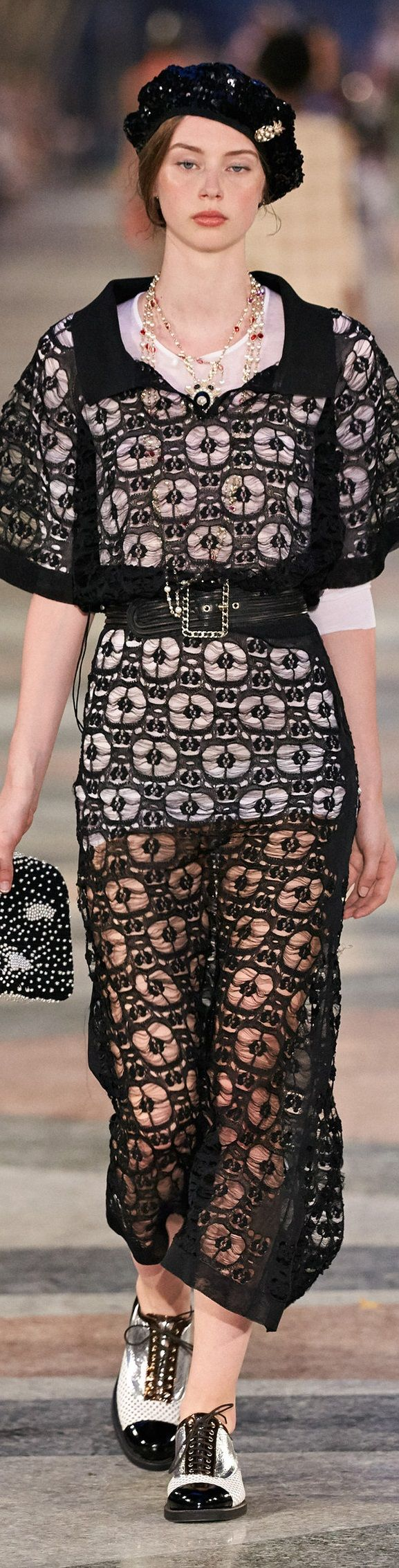 Chanel clipart top model 2017 images Cruise about Chanel