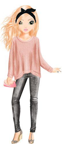 Chanel clipart top model Veilingruimte art Pinterest images on