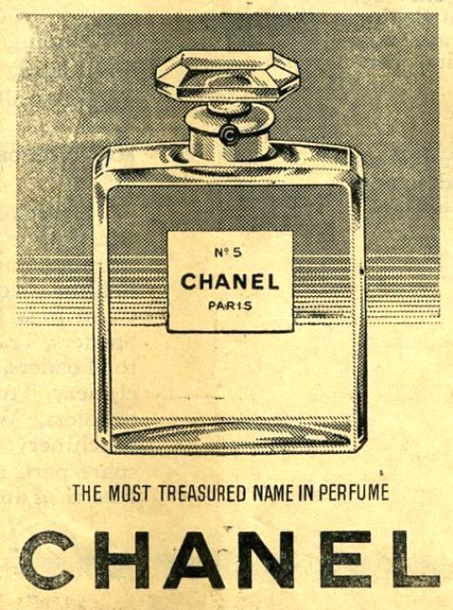 Chanel clipart vintage Perfume Clipart Vintage Scrapped: Clipart