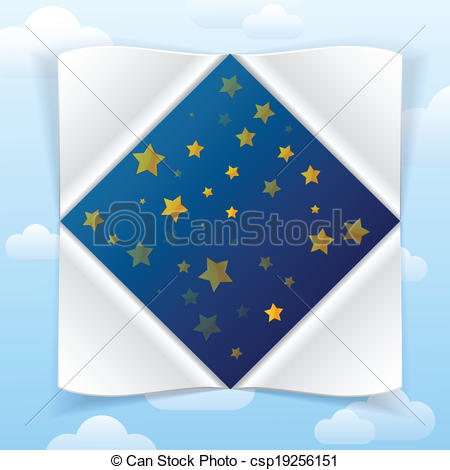 Changing To Night  clipart Vector changing background  and