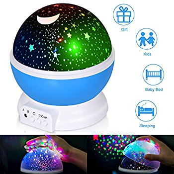 Changing To Night  clipart baby moon Degree Projector With Amazon Bulbs