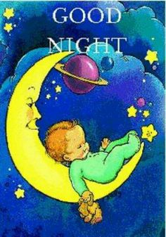 Changing To Night  clipart baby moon Sweet Pinterest and & is