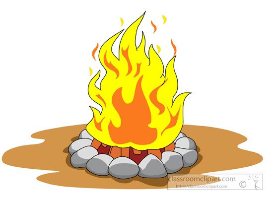 Changing To Night  clipart campfire Campfire 25+ ideas Girl Clipart