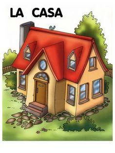 Changing To Night  clipart la casa Casa casa Pinterest la habitación