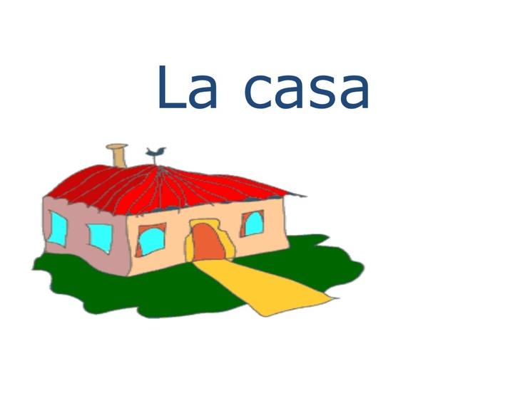 Changing To Night  clipart la casa CASA 334 casa La on