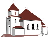 Chapel clipart Clipart Wedding with Religious White