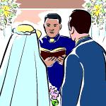 Chapel clipart wedding ceremony Church Benidorm celebrate A in
