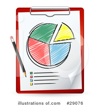 Chart clipart (RF) Royalty Chart Free by
