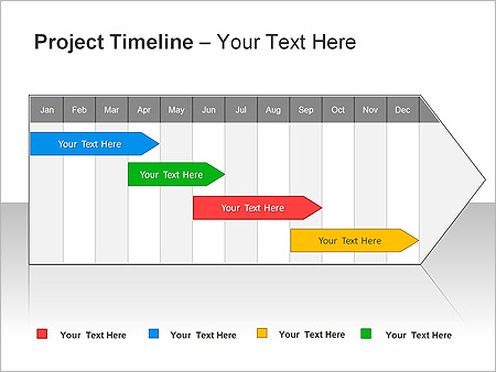 Chart clipart project schedule Ppt China Project Diagrams Timeline
