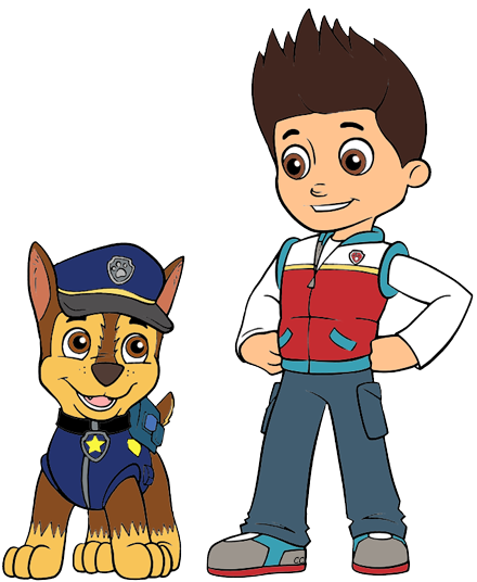 Chase clipart transparent #10
