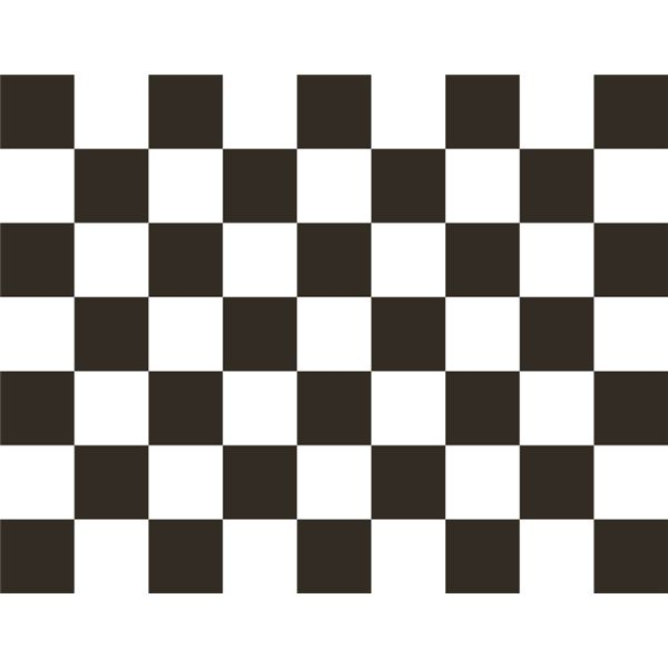 Check clipart finish line banner  Checkered Line Clipart