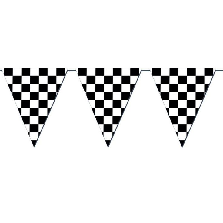 Check clipart finish line banner On Racing 12 Party Checkered