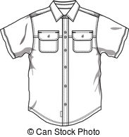 Check clipart mens shirt Clip Art Search of Men