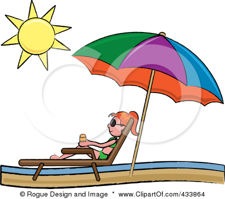 Vacation clipart relaxation Enjoy cliparts Relaxation Clipart Holiday
