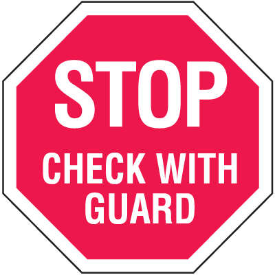 Check clipart sign With signs check sign guard