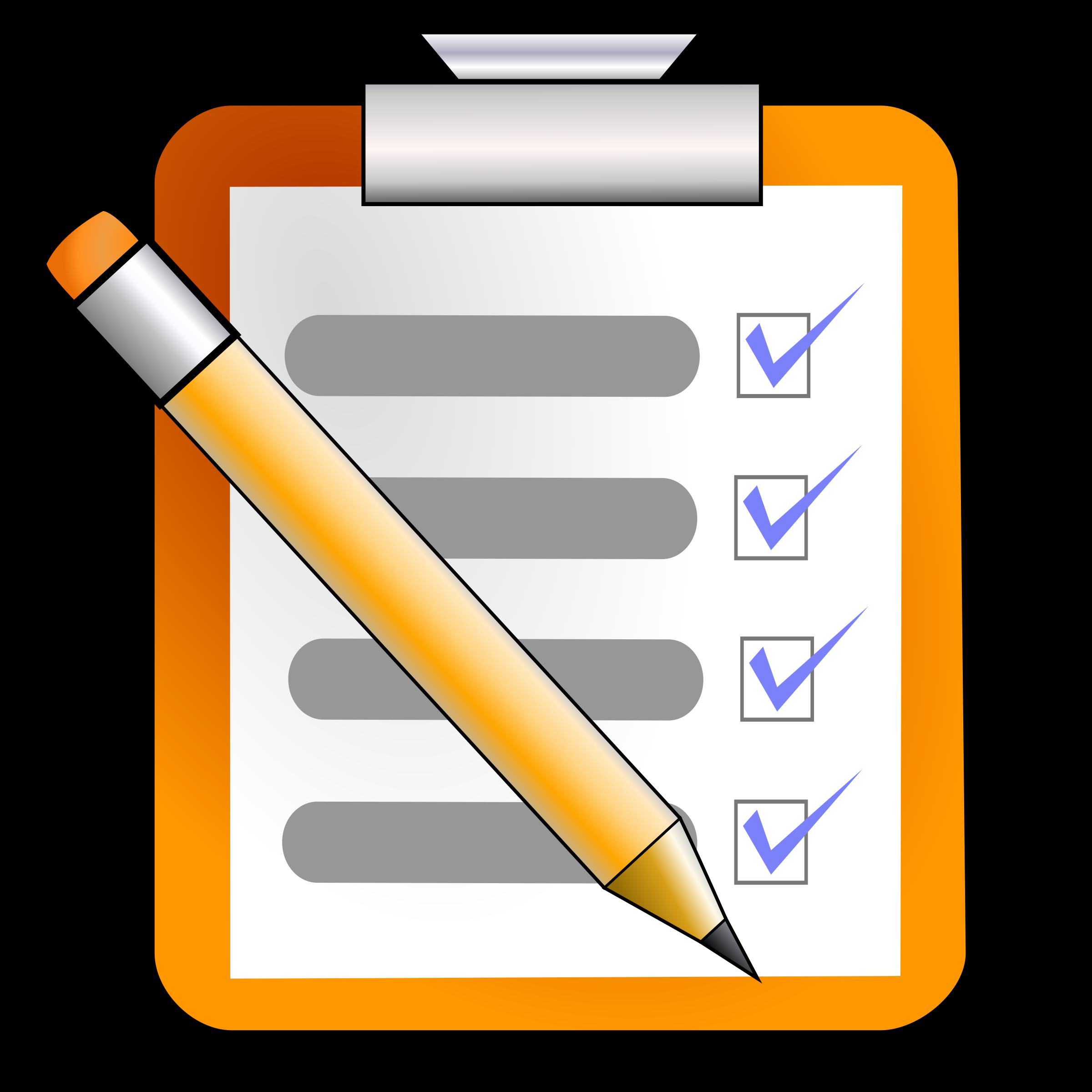 Check clipart task Task task Clipart