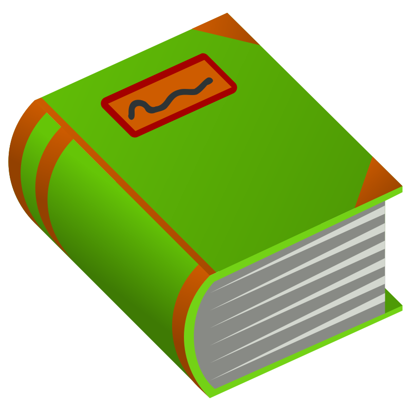 Book clipart thick Clipart Art Clipart on Free