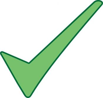 Check clipart yes Symbol Clipart Yes Download Clipart