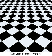 Checkerboard clipart And Floor ponytail14142/355; Checkerboard checkerboard