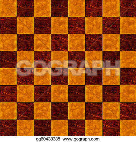 Checkerboard clipart floor A of pattern floor inlaid
