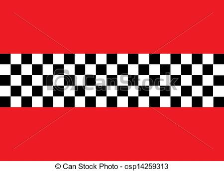 Checkerboard clipart floor Of Clipart csp14259313 Red Checkerboard
