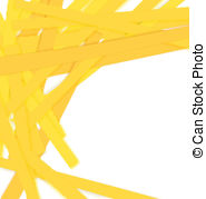 Cheese clipart outline Yellow paper vector Graphics Shredded