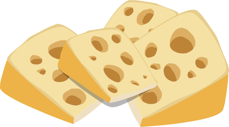 Cheese clipart small DownloadClipart art  Clipart Cheese