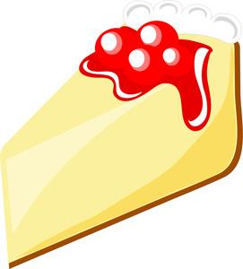 Cheesecake clipart cartoon Clipart Panda Free deli%20clipart Cheesecake