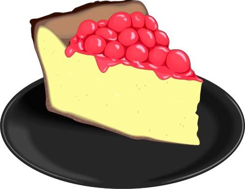 Cheesecake clipart strawberry sauce Panda Free cheesecake%20clipart Clipart Images