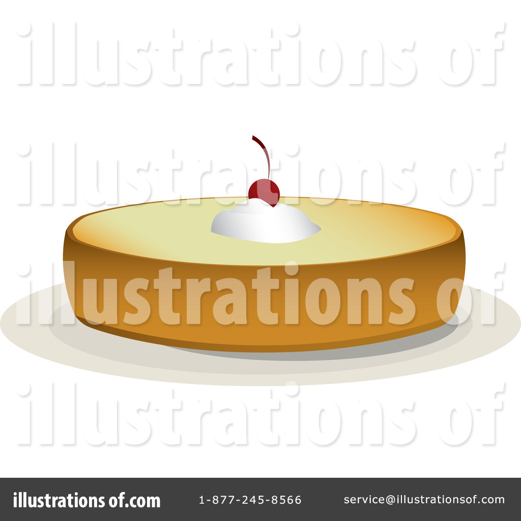 Cheesecake clipart baked By Royalty Illustration Free Cheesecake