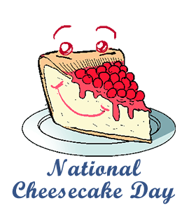 Cheesecake clipart roman Day: when History date do