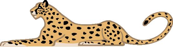 Cheetah clipart Com Cheetah Clipart Cheetah Clipart