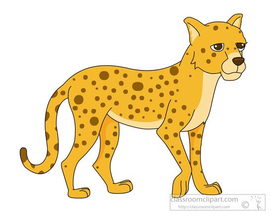 Cheetah clipart Cheetah Kb Free Art clipart