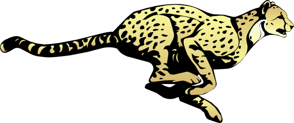 Jaguar clipart Cheetah Clipart Free Clipart Panda