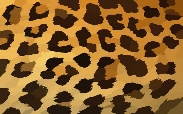 Leopard Skin clipart Clipart Clip Cheetah Fur Clip