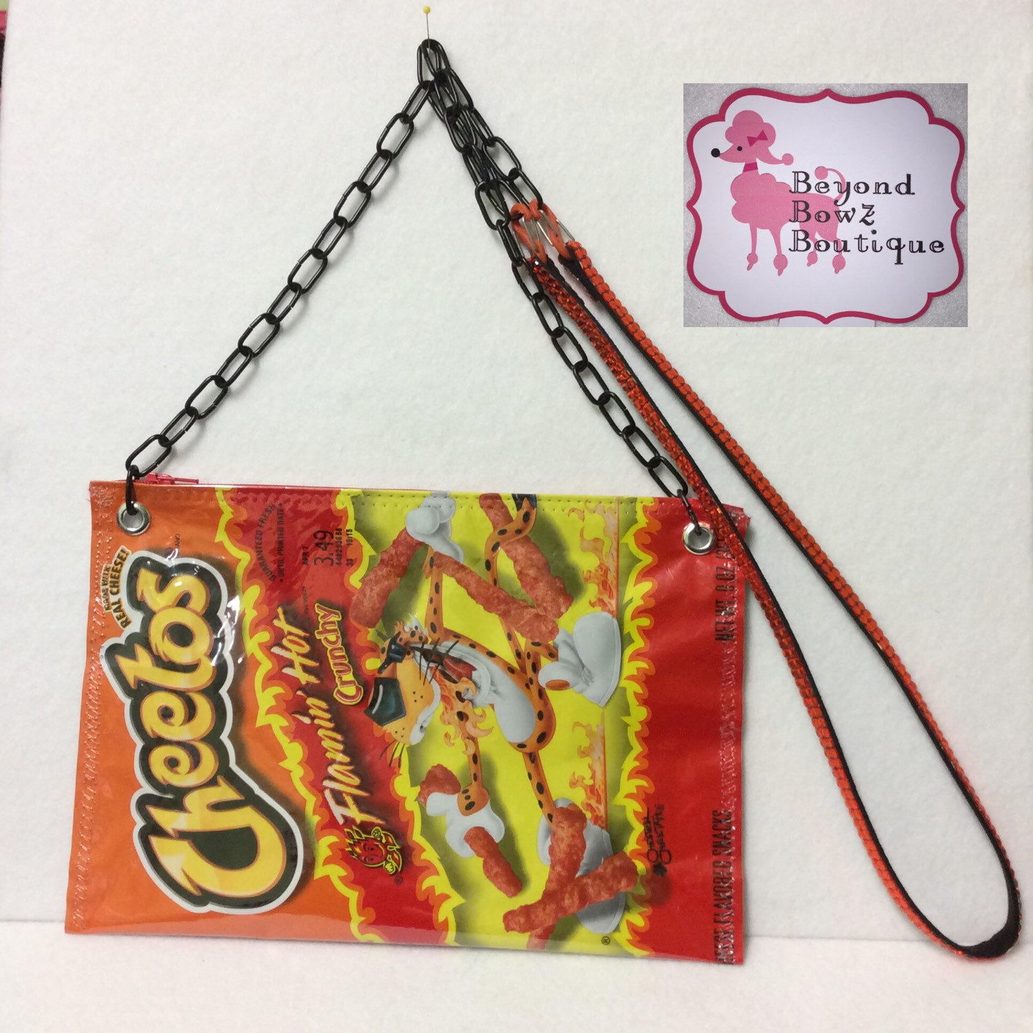 Cheetos clipart bag chip This Recycled purse item? cheetos
