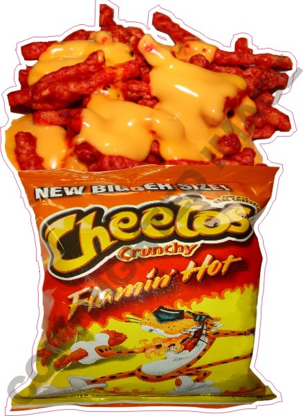 Cheetos clipart black and white Concession Hot Bar Cheese Cheetos