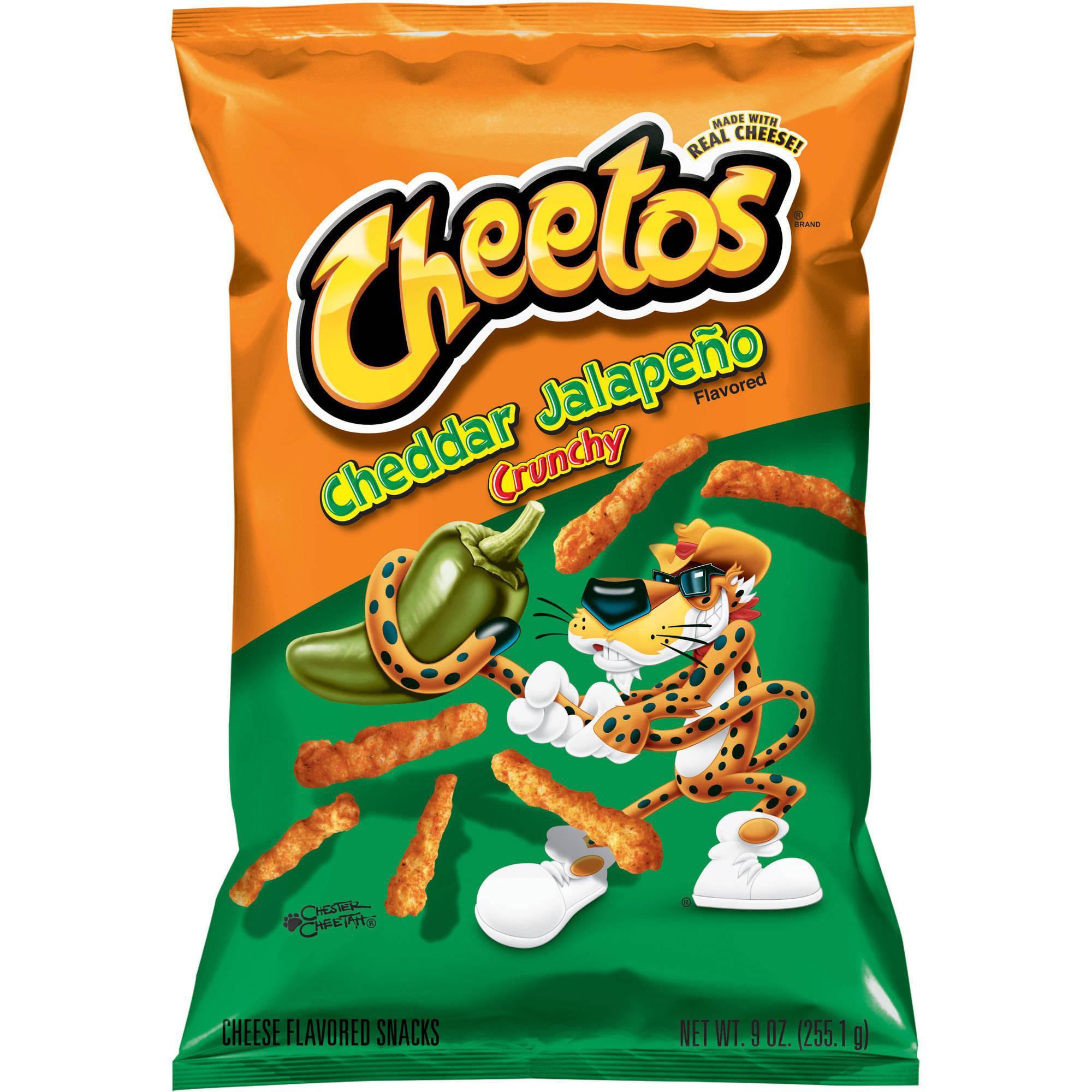 Cheetos clipart crunchy cheese Flavored  0 9 Crunchy