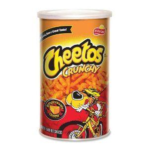 Cheetos clipart crunchy cheese AMERICAN CRUNCHY FLAVOURED Cheetos 4g