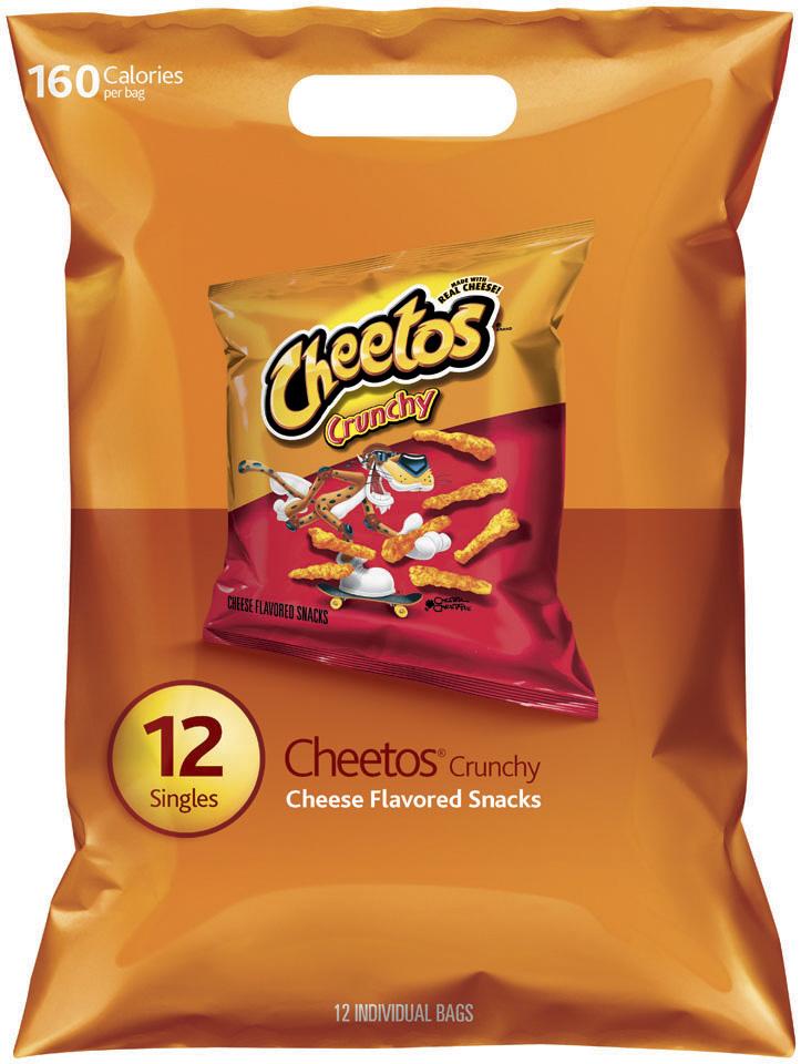 Cheetos clipart crunchy cheese 2840004024 LAY CRUNCHY CT 12