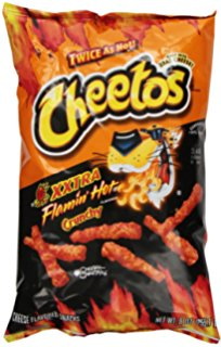 Cheetos clipart flamin hot Hot Flamin ounce Cheetos Amazon