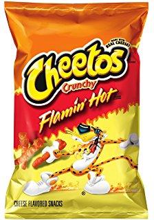 Cheetos clipart flamin hot Cheetos Hot Hot 2 Flamin