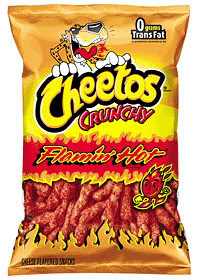 Cheetos clipart flamin hot Forums SuperHeroHype  Cheetos [Archive]